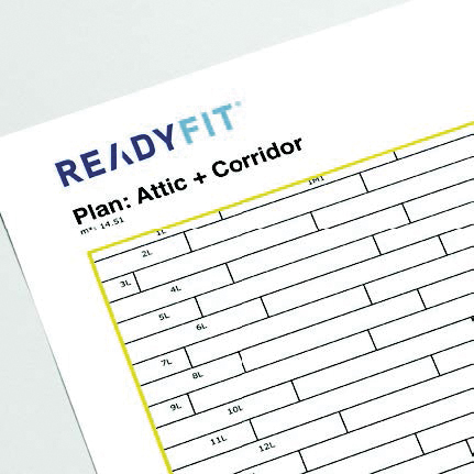 Plan de ReadyFit de Pergo