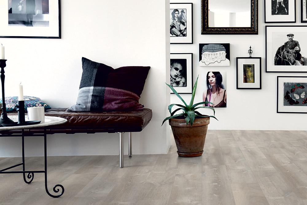 how to maintain a pergo vinyl floor