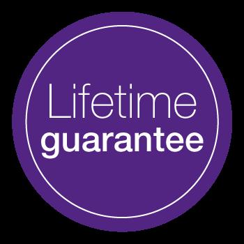 Lifelong guarantee