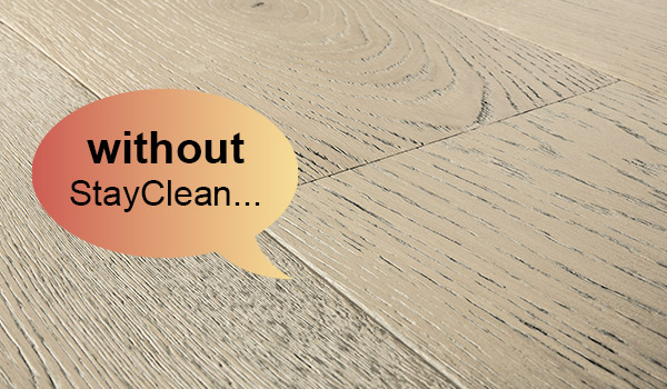 Pergo Wood without StayClean Technology