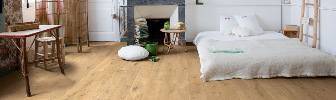 . How to find the bedroom flooring of your dreams   Quick Step co uk