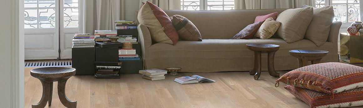 Den Idealen Boden Fur Das Wohnzimmer Auswahlen Laminat Holz Und