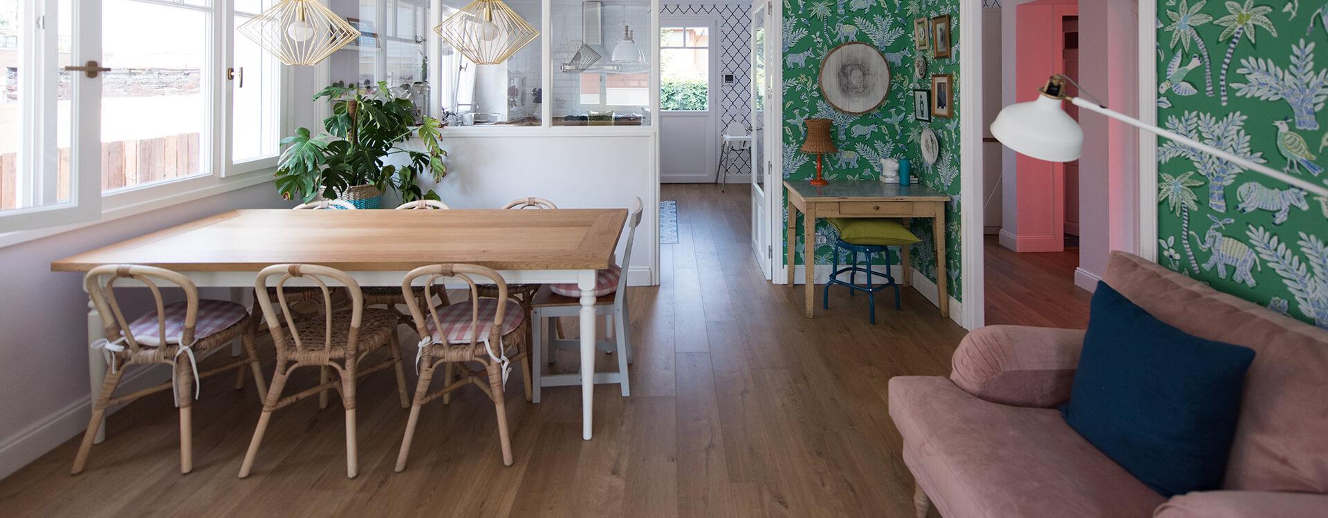 Flooring Tips For Open Floor Plans Quick Step Co Uk