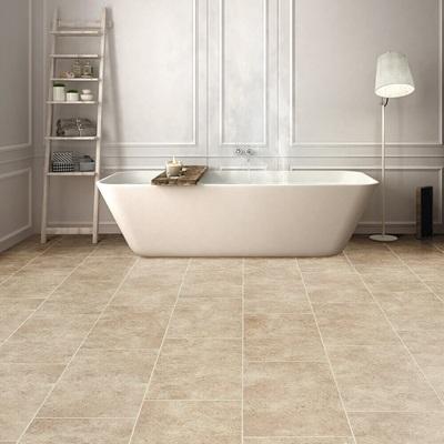 Luxury Vinyl Bathroom Flooring Moduleo, Bathroom Vinyl Tile